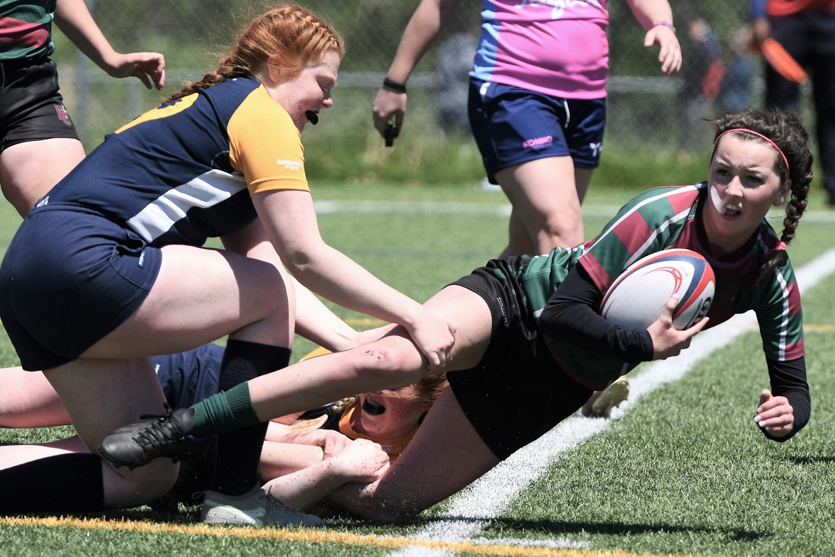 OFSAA girls' rugby