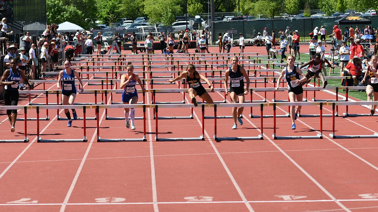 OFSAA track and field
