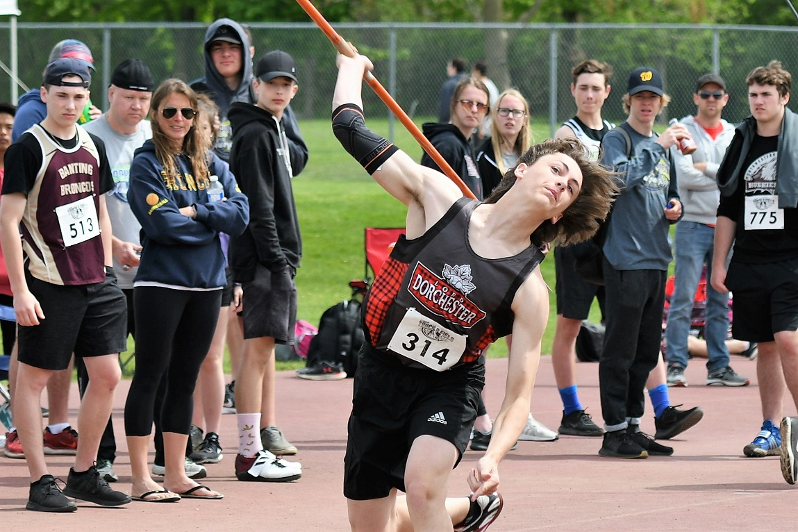 WOSSAA track and field