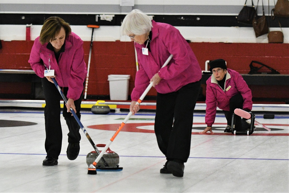 Belles and Brooms Bonspiel